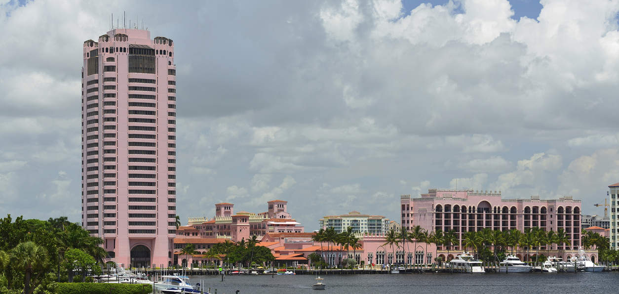Book your next vacation to Boca Raton Resort in Flordia!