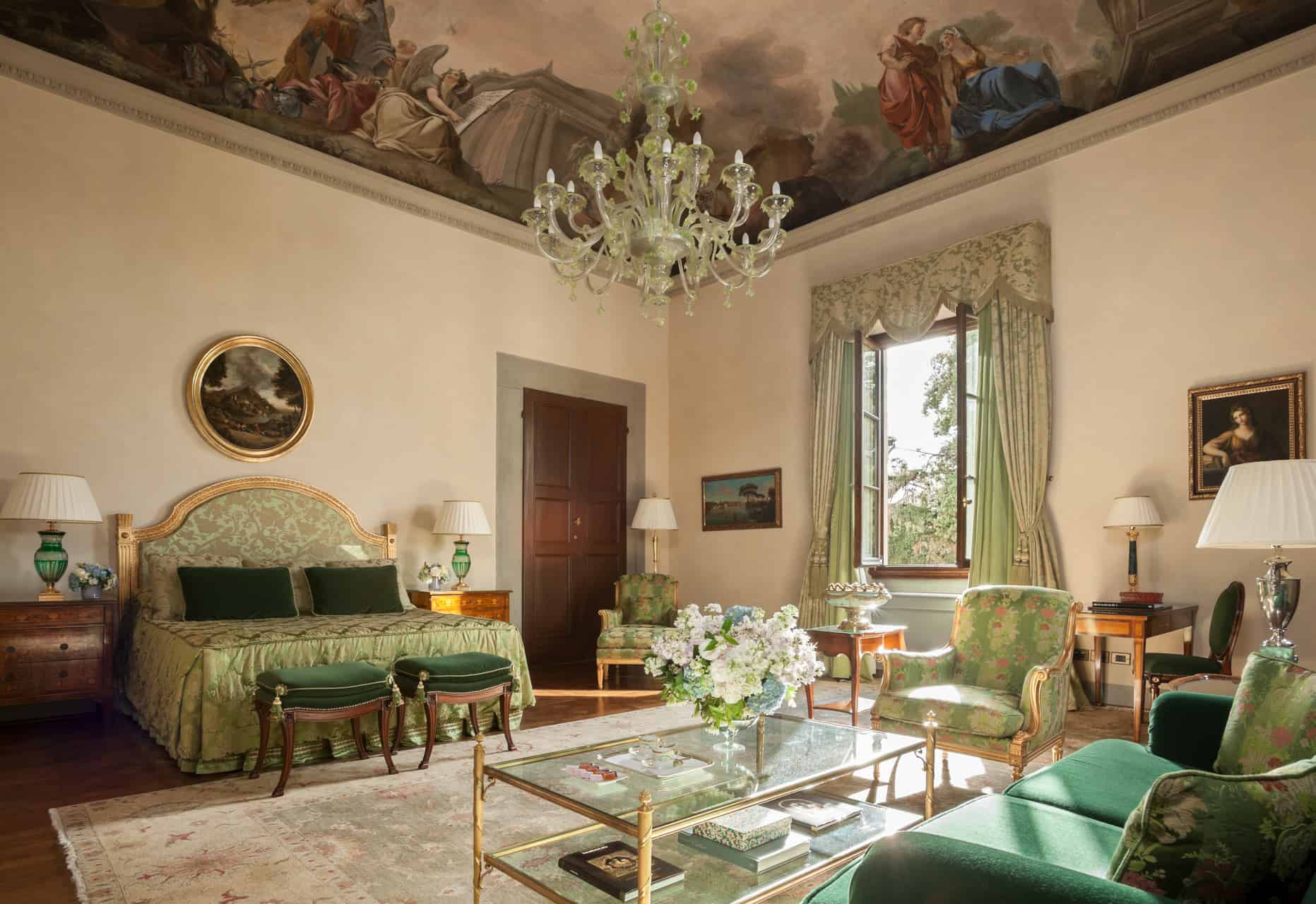 The Four Seasons Florence Hotel in Italy Leisure Time Tours