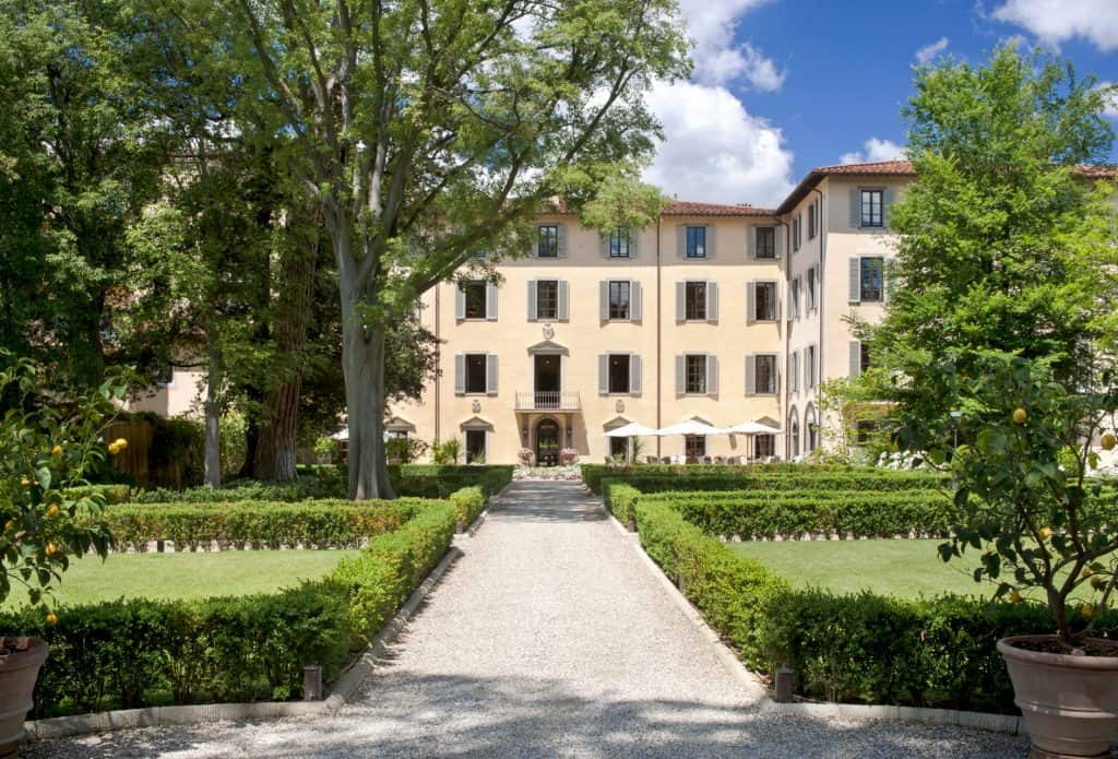 The Four Seasons Florence Hotel in Italy | Leisure Time Tours