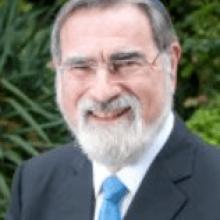 Rabbi Jonathan Sacks