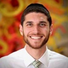Rabbi Mikhail Zalman Dubov