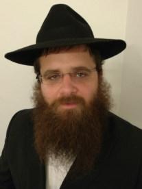 Rabbi Levi Wolvovsky
